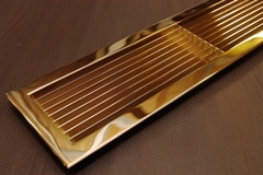 декоративные решетки из металла на столешницу